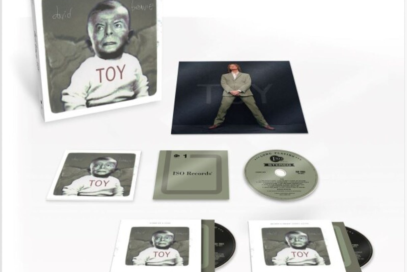 David Bowie's 'Lost' Album 'Toy' Set for Official Release
