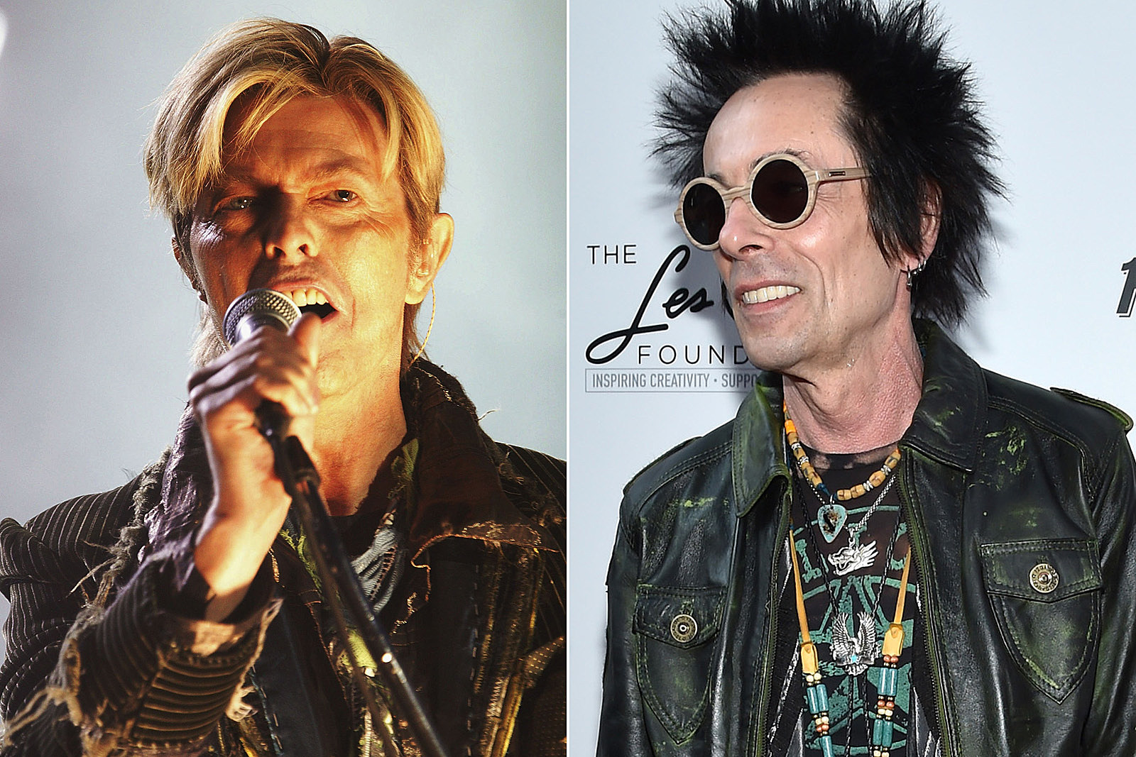 Earl Slick 'Wasn't a Bowie Fan' When He Got Life-Changing Gig
