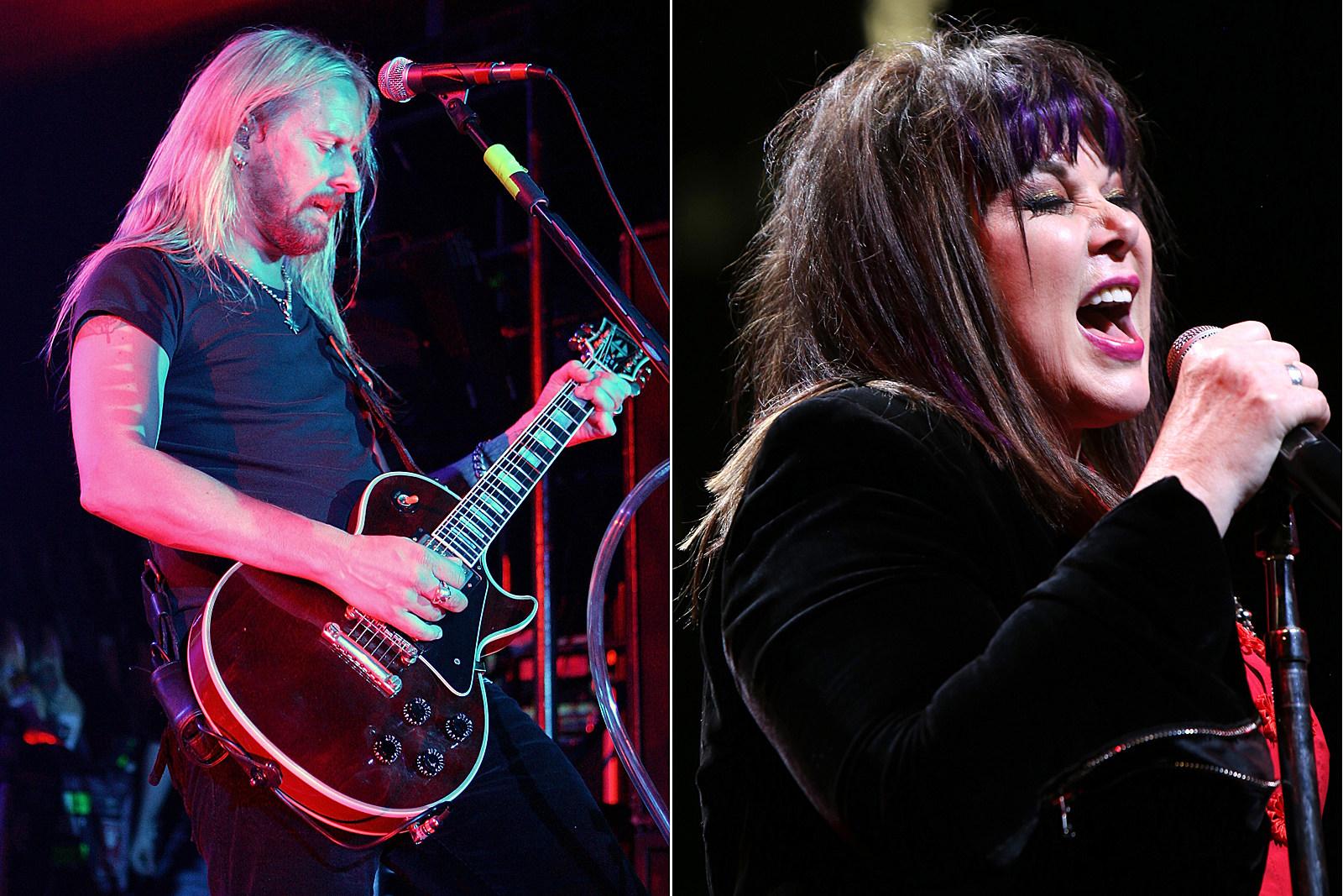 Heart's Ann Wilson on 'Bull—t' Record Deals for Grunge Bands