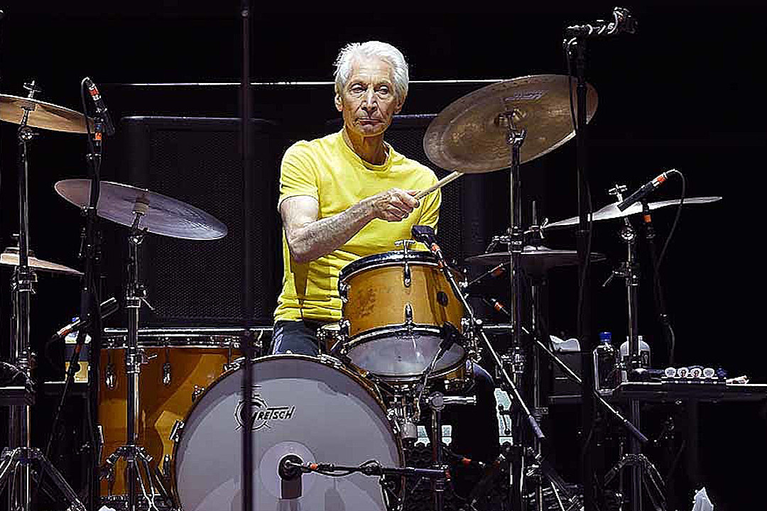 Rolling Stones Shows Will Still Have Charlie Watts' Stamp on Them