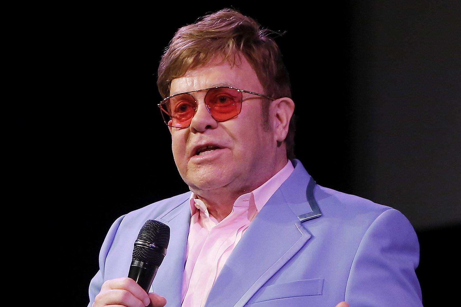 Elton John Postpones Farewell Tour Dates for Hip Surgery