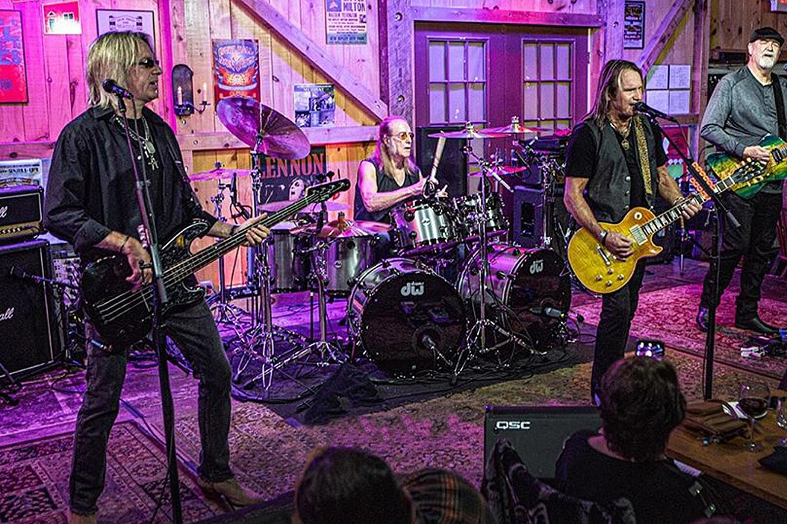 Foghat's Roger Earl Still Not Over 'Deafening' Led Zeppelin Shows