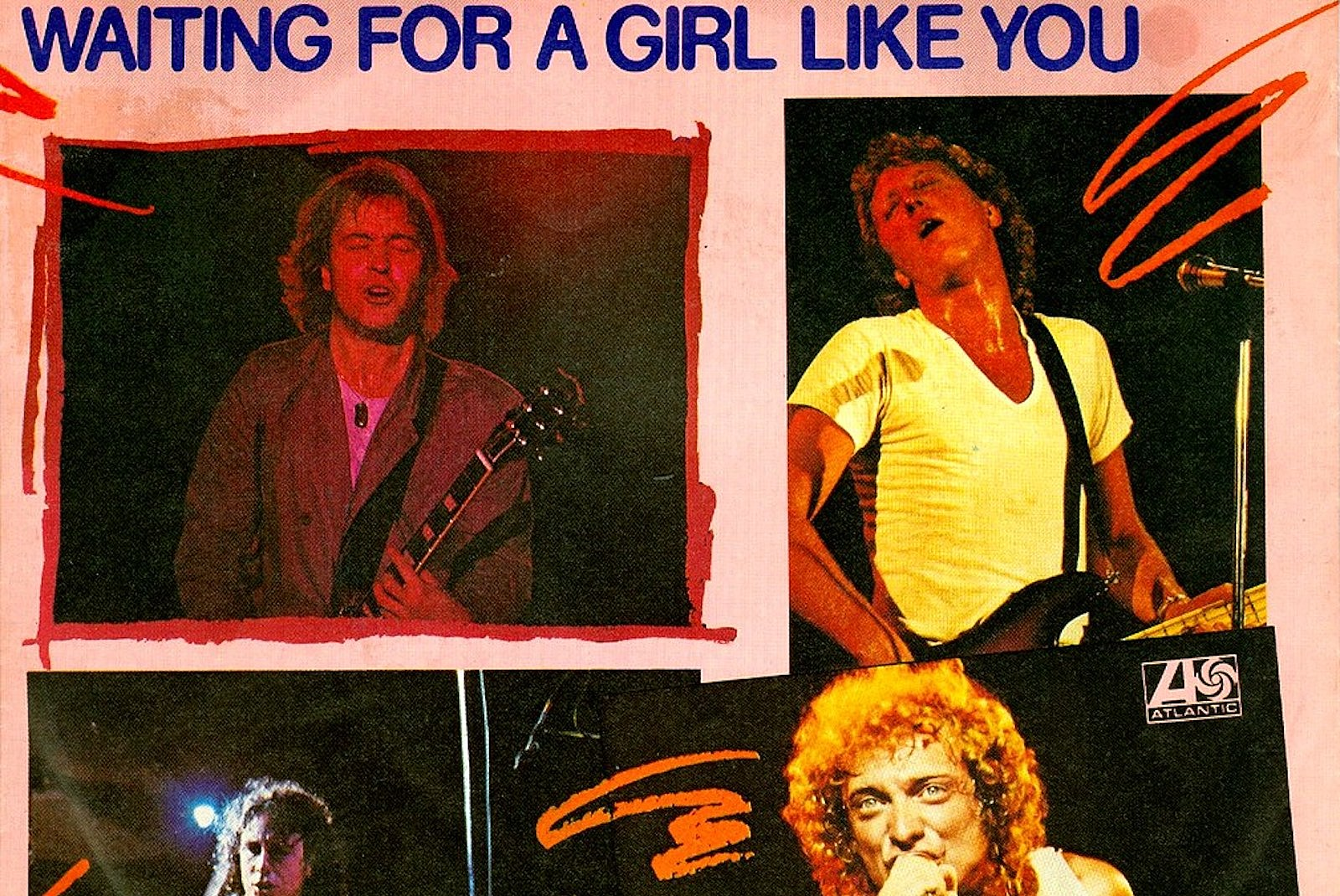 How Foreigner Changed Gears With 'Waiting for a Girl Like You'