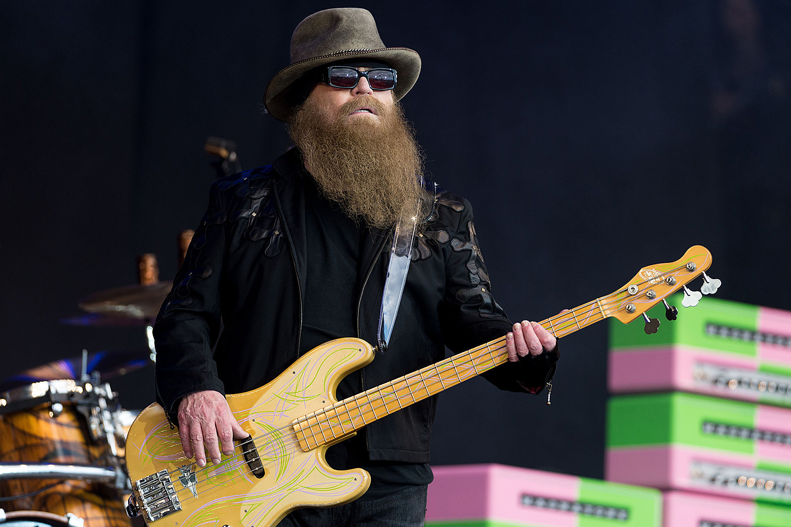 ZZ Top Warns Fans About 'Outrageous' Fake Dusty Hill Merchandise