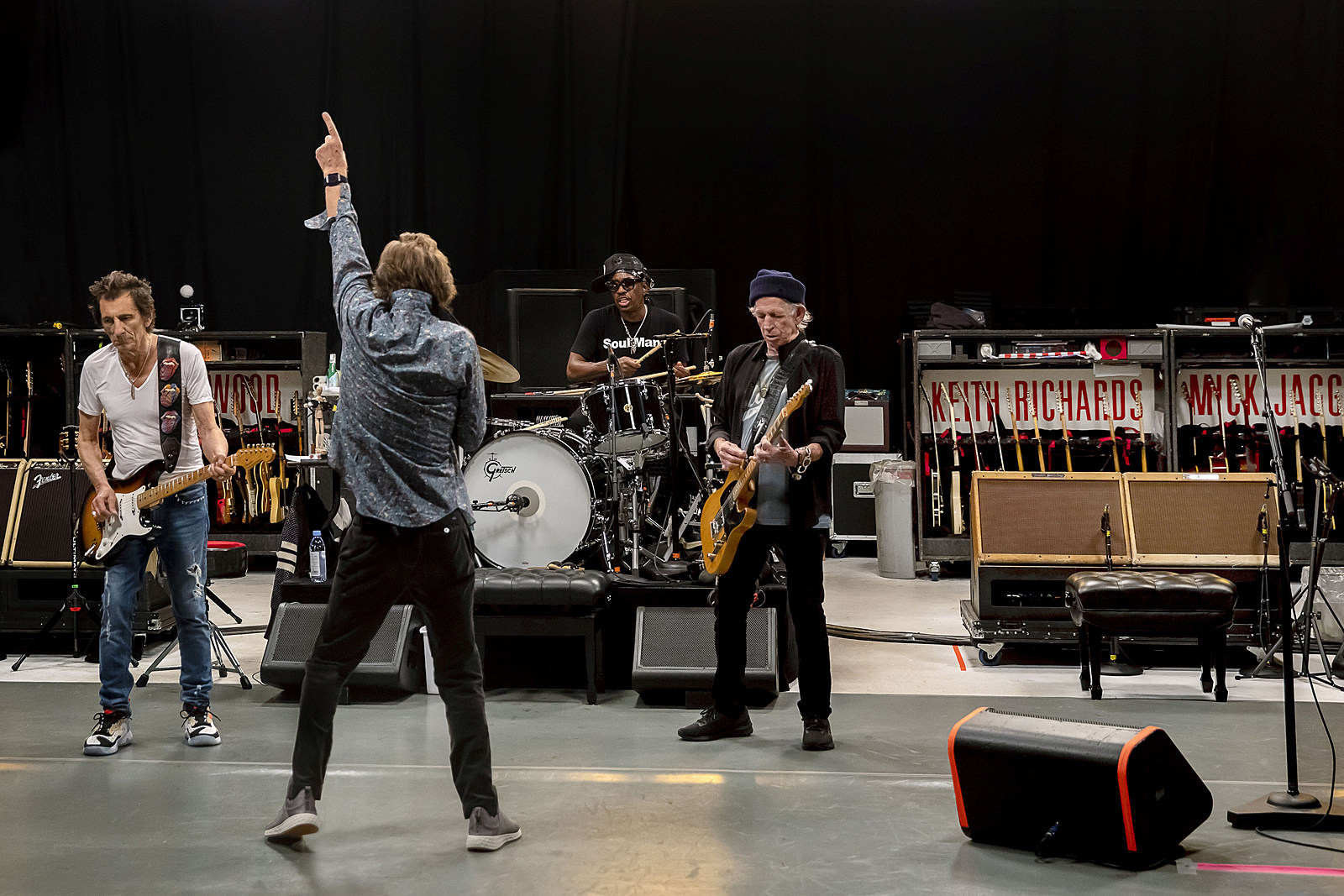 Mick Jagger on Rolling Stones' Future: 'Anything Could Happen'