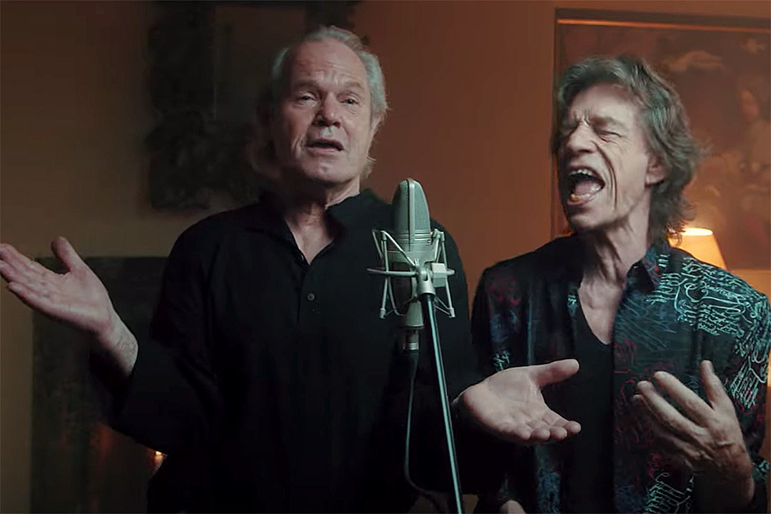 Watch Mick Jagger Duet on Brother Chris' New Video