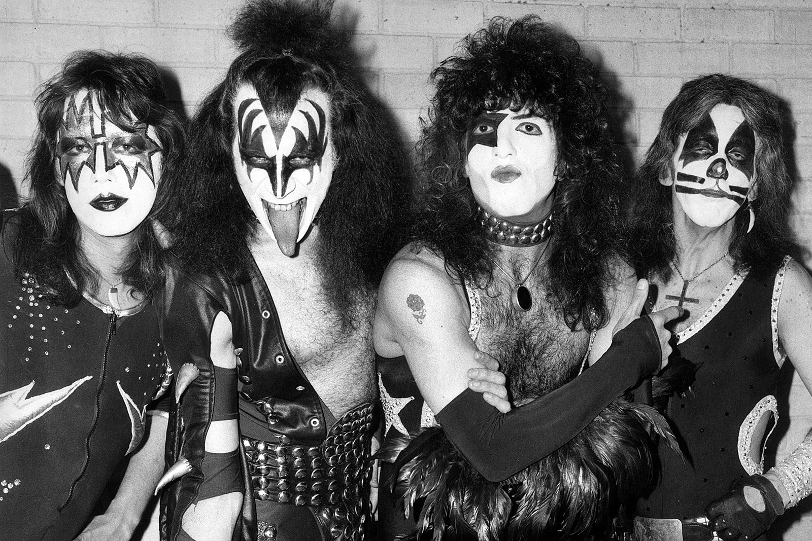 Kiss Biopic Explores 'Social Pressures' That Helped Them Form