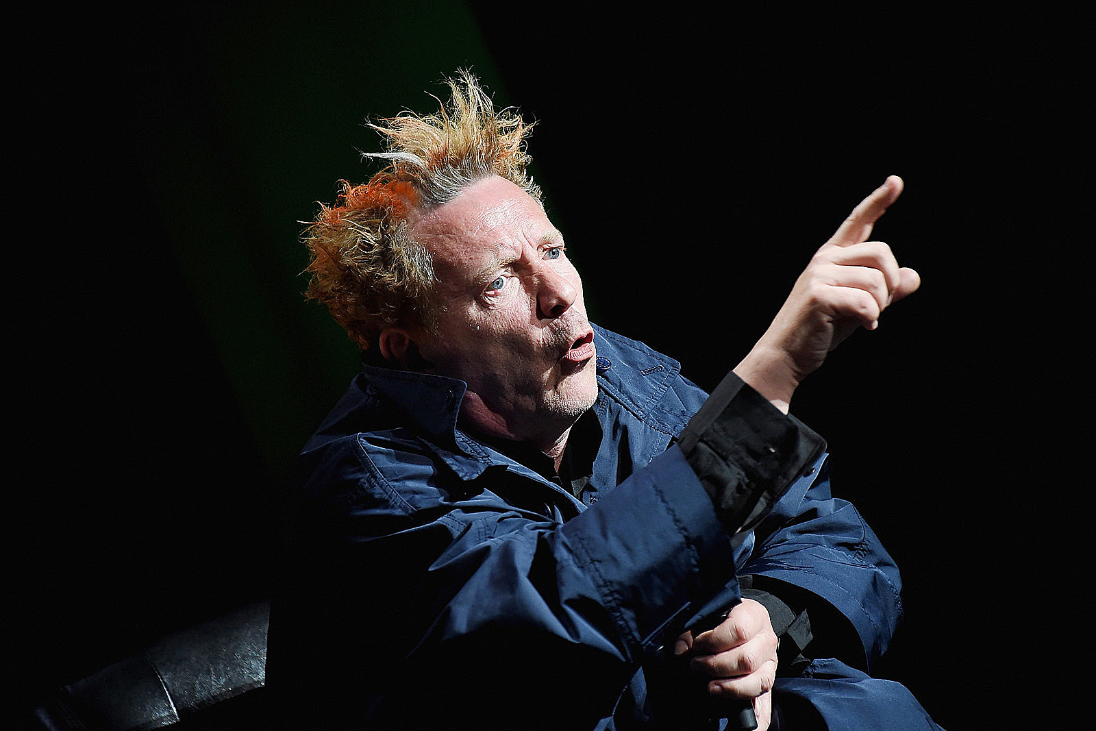 John Lydon: Sex Pistols Now 'Property of Mickey F—ing Mouse'