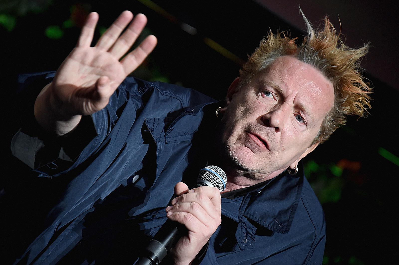 John Lydon Recalls Risk of Death Penalty for Sex Pistols Songs
