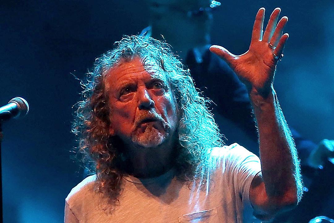 Robert Plant Has 'Jetpack' For Return to Rock