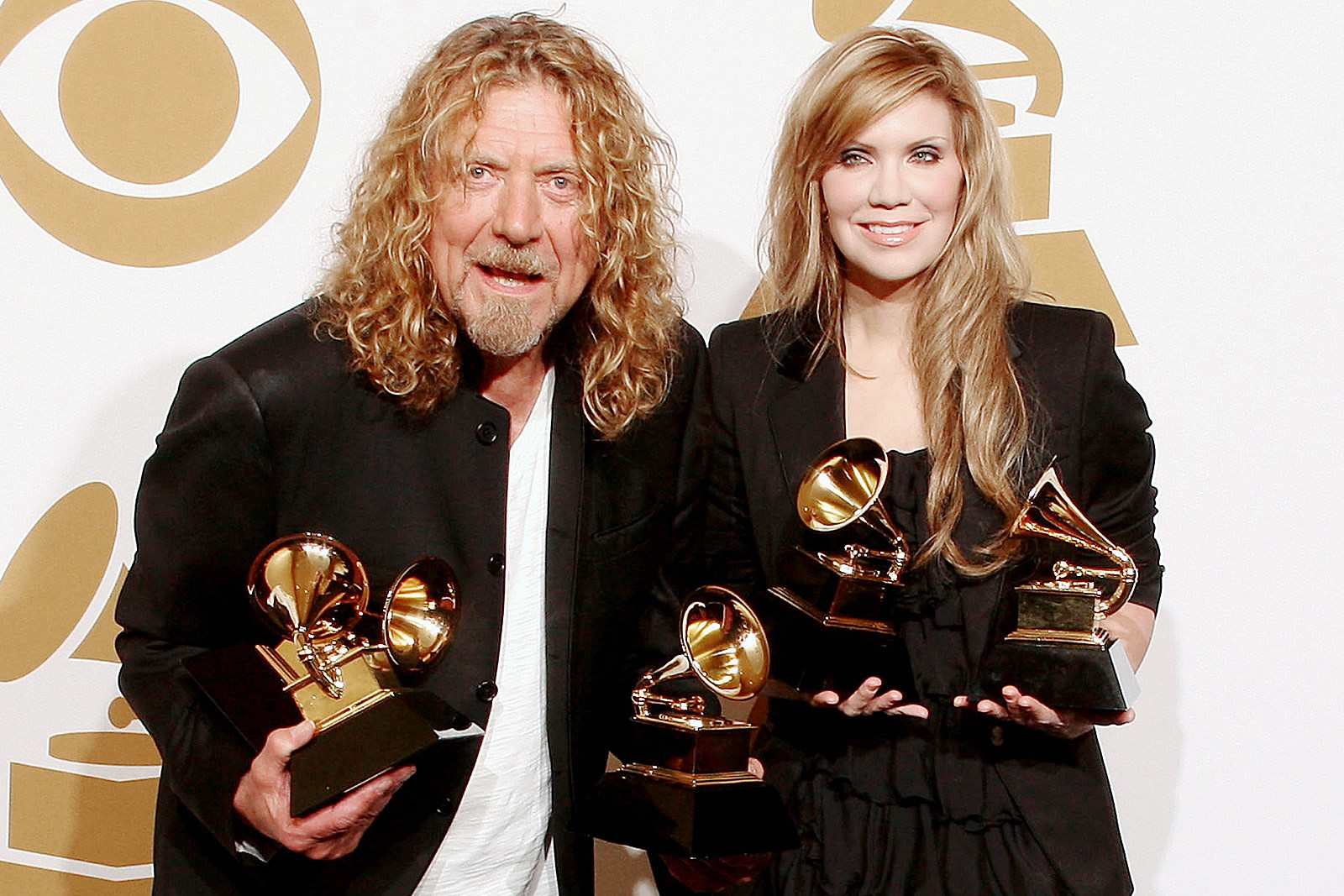 Robert Plant and Alison Krauss Connect Over What They Don't Know