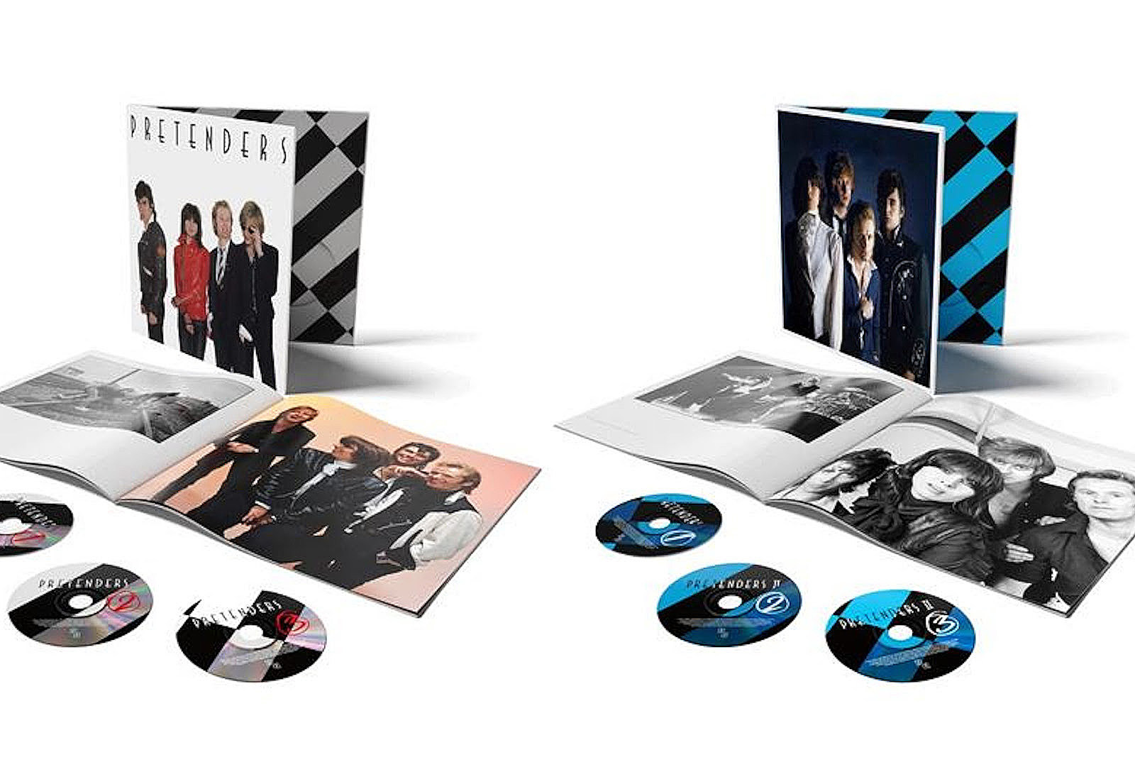 Pretenders to Release Deluxe Editions of First Two Albums