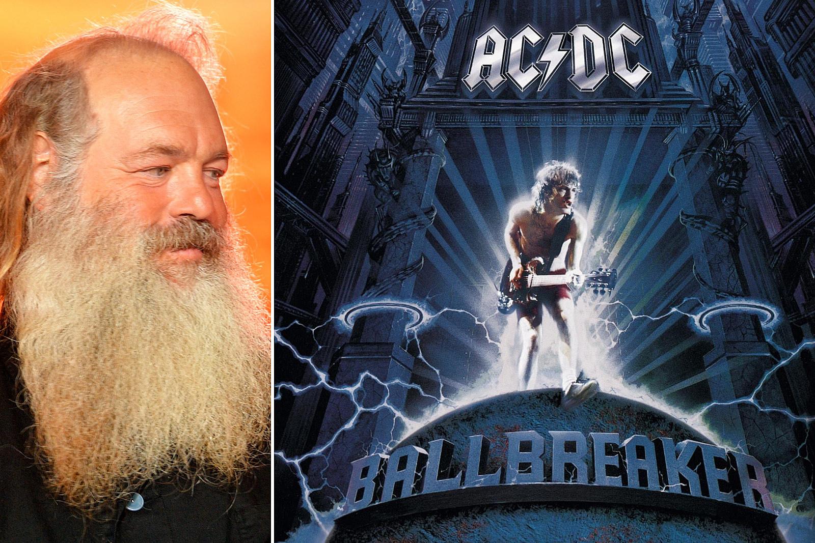 Rick Rubin Regrets 'Weird' Time Working on AC/DC's 'Ballbreaker'