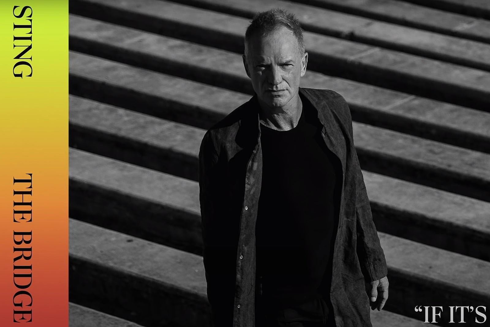 Hear Sting's New Song 'If It's Love' From Upcoming Album