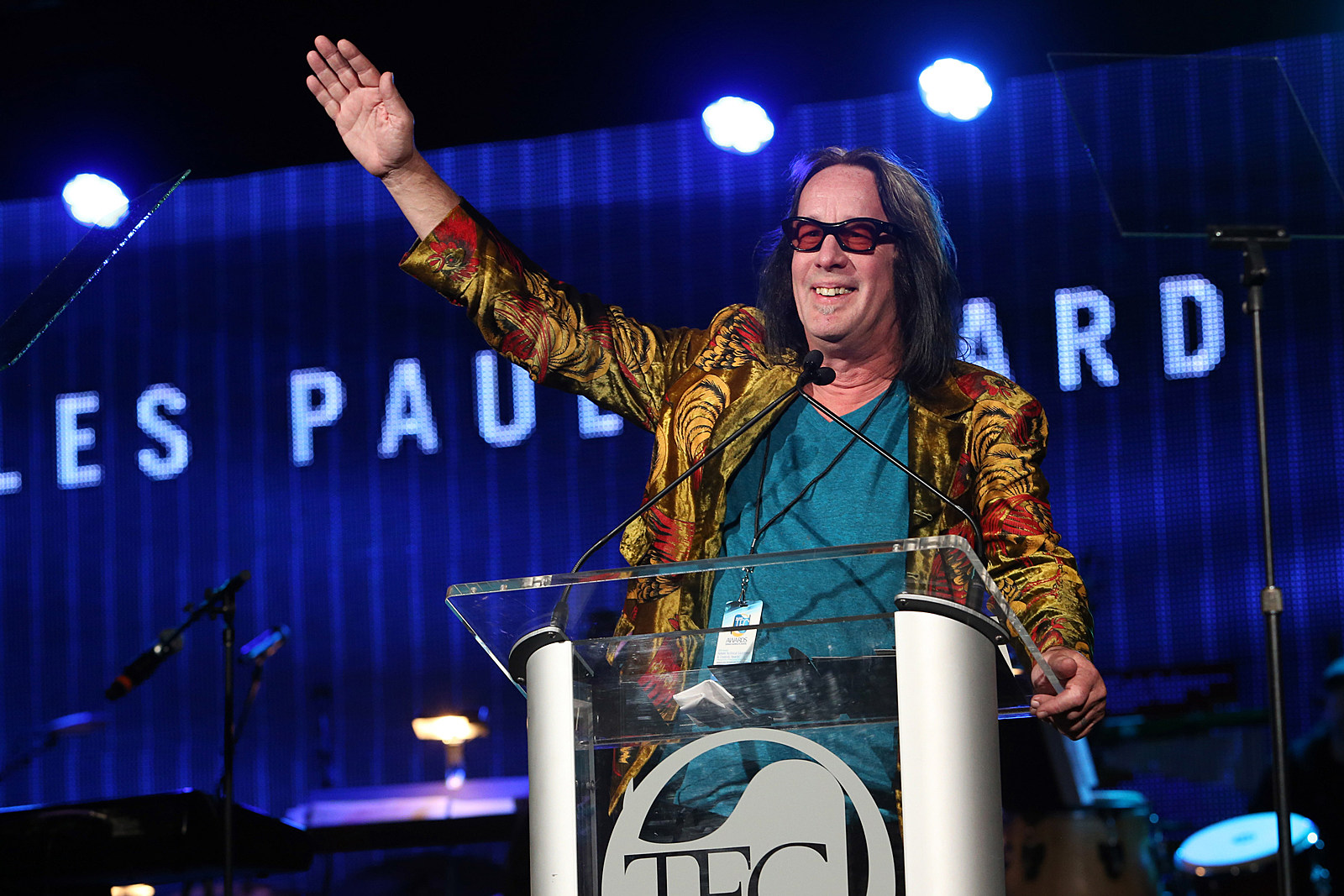 Todd Rundgren on Rock Hall: 'I Have Offered to do Something Live'