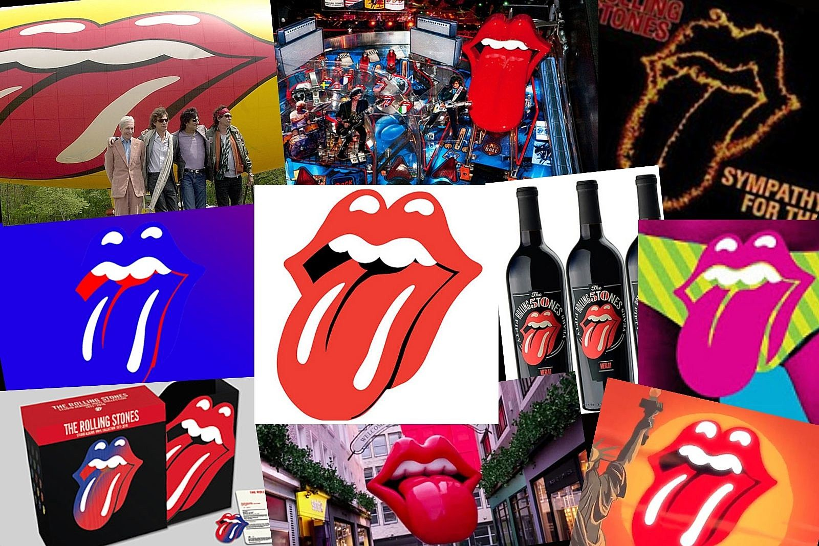 How the Rolling Stones' Tongue and Lips Logo Was Invented
