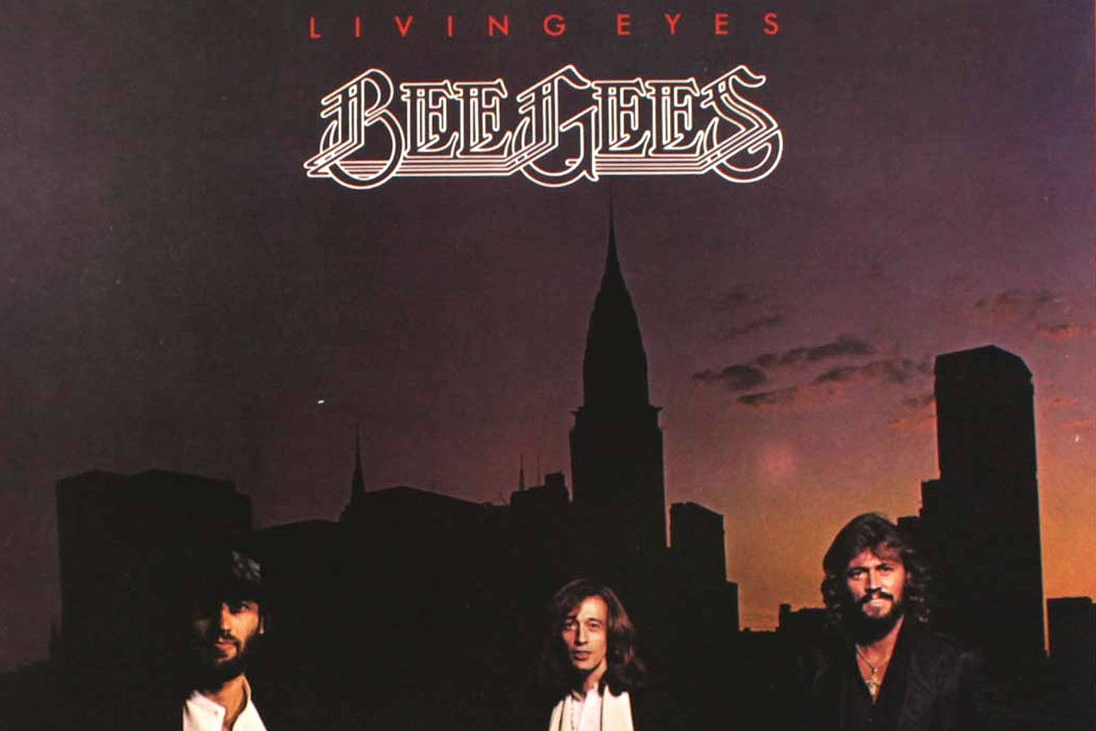 When the Bees Gees Broke Away From Disco on 'Living Eyes'