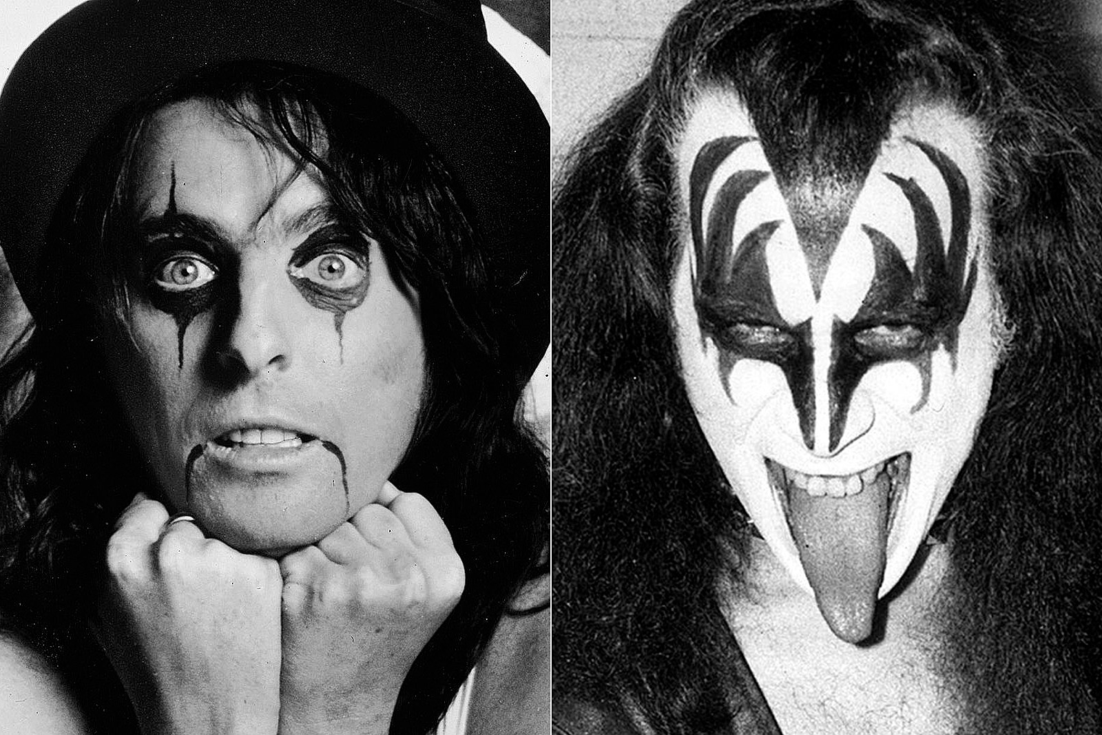 Alice Cooper Says 'We Told Kiss Where to Buy Their Makeup'