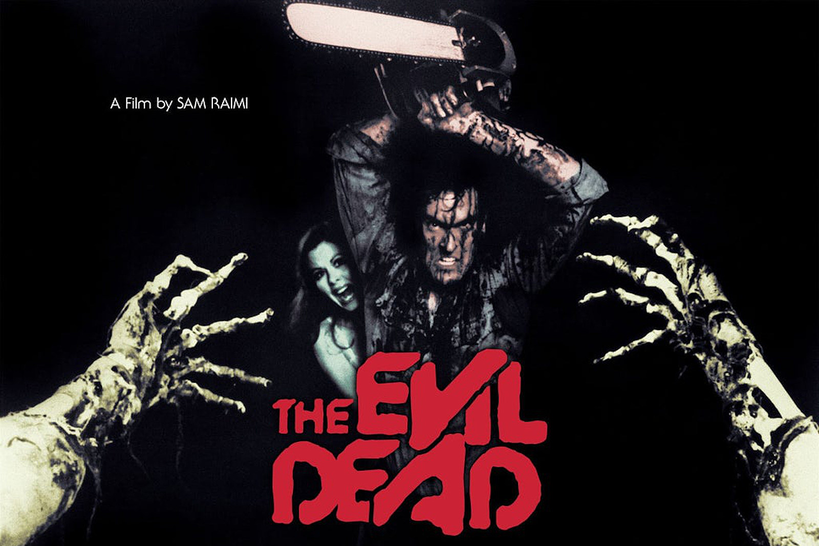 40 Years Ago: 'The Evil Dead' Launches Cabin in the Woods Horror