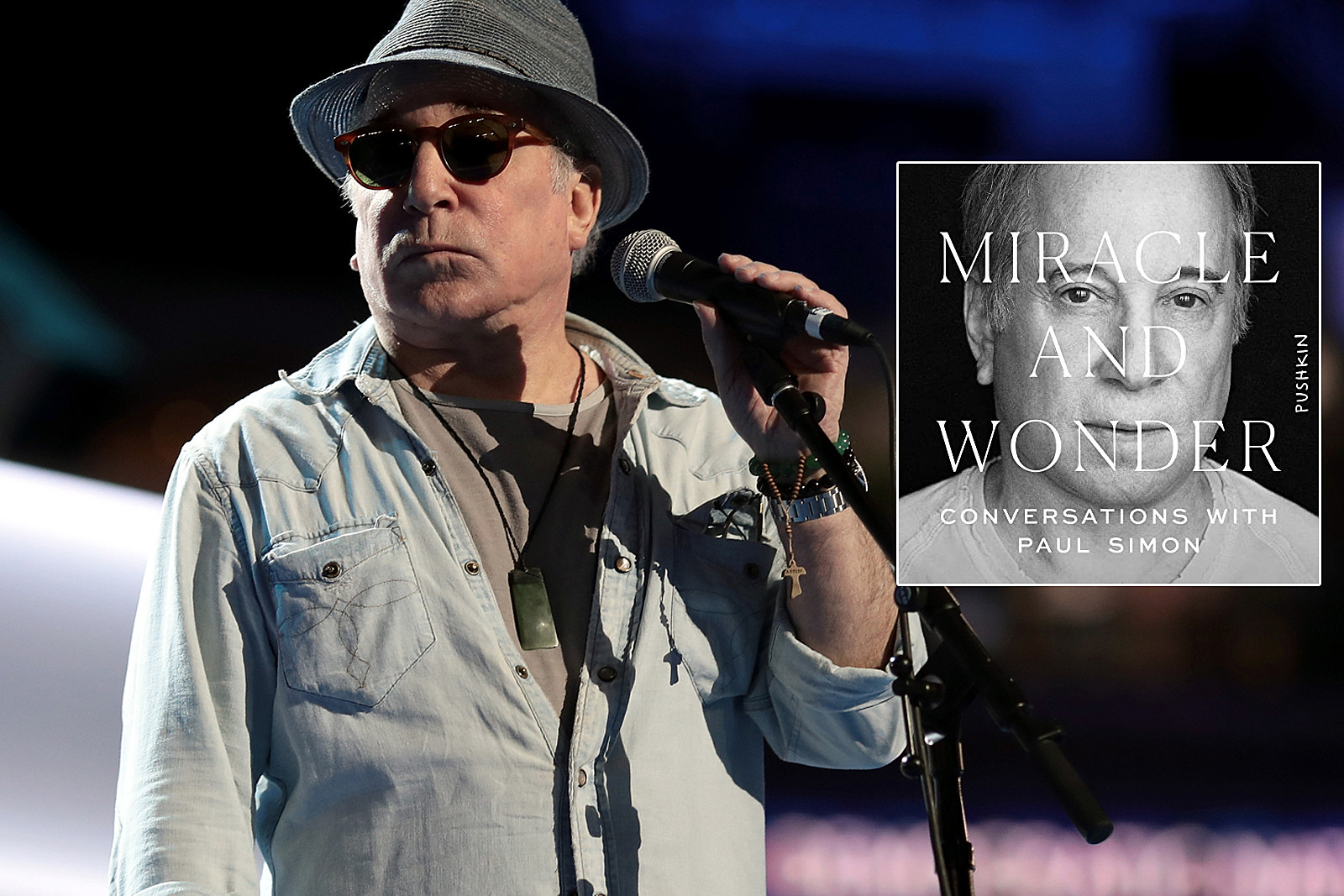 Paul Simon Announces Upcoming Audiobook and New Music