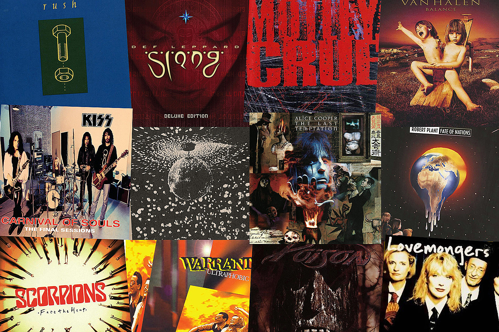 The Album After Grunge Hit: How 16 Rock Stars Changed Their Sound