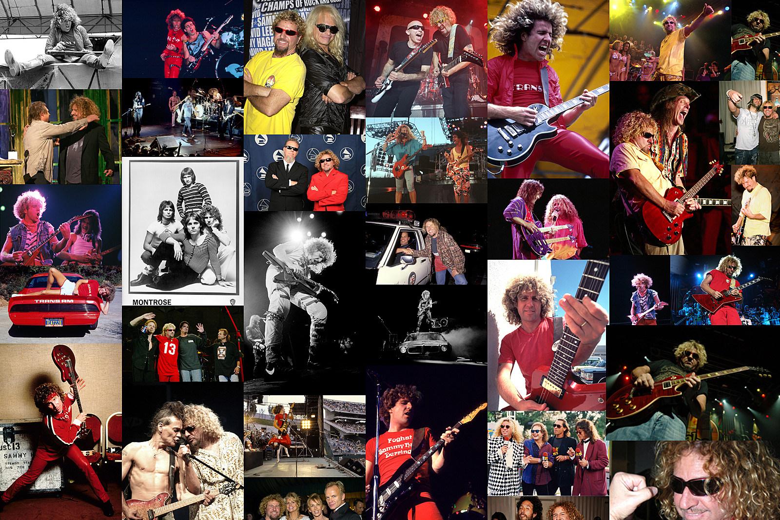 Sammy Hagar Year by Year: Photos 1973-2021