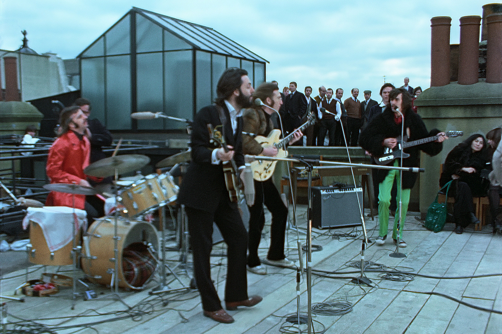 Watch the Beatles Rise to the Occasion in New 'Get Back' Trailer
