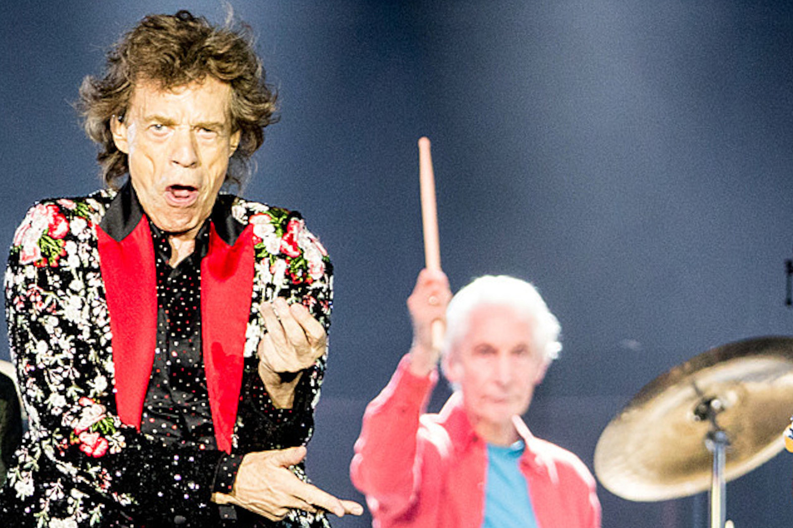 Mick Jagger Answers Those Who Say the Rolling Stones Should Quit