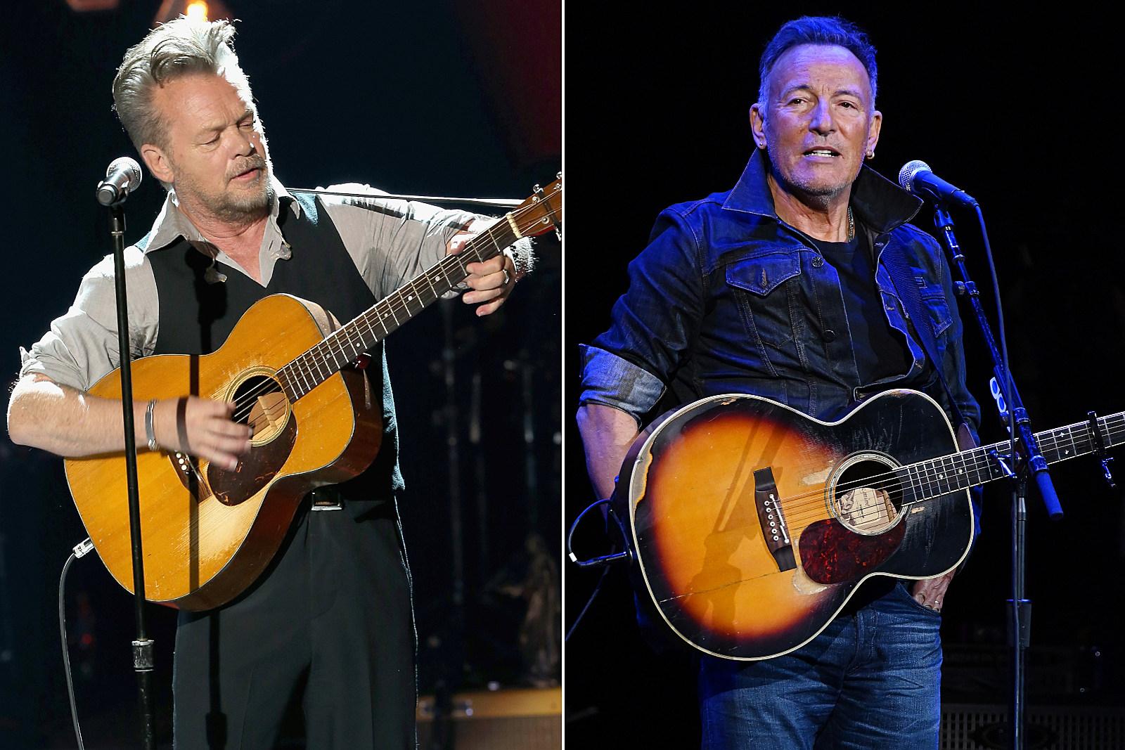 John Mellencamp Says Bruce Springsteen is Like a 'Big Brother'