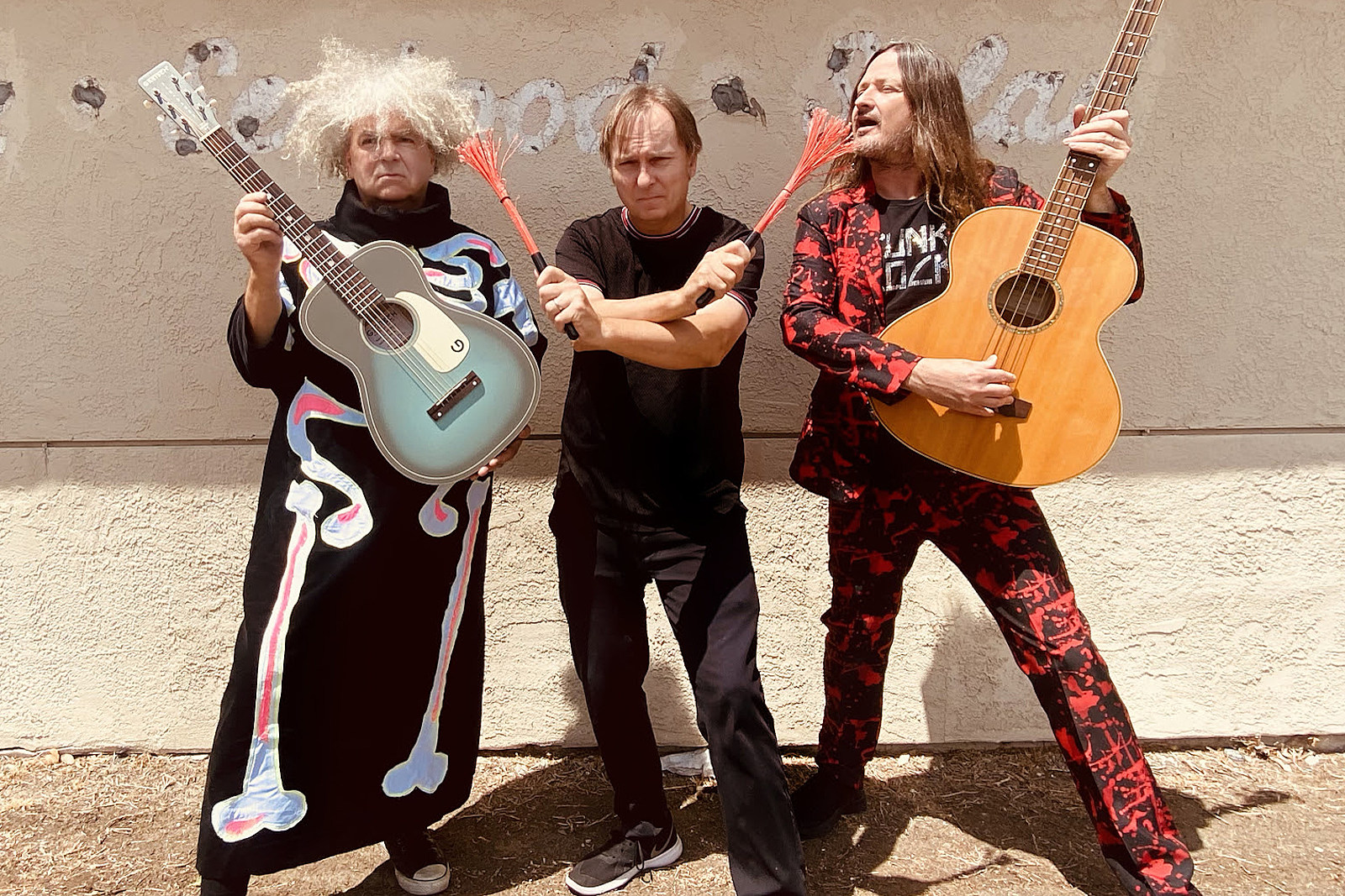 Melvins Cover the Rolling Stones' 'Sway': Exclusive Premiere