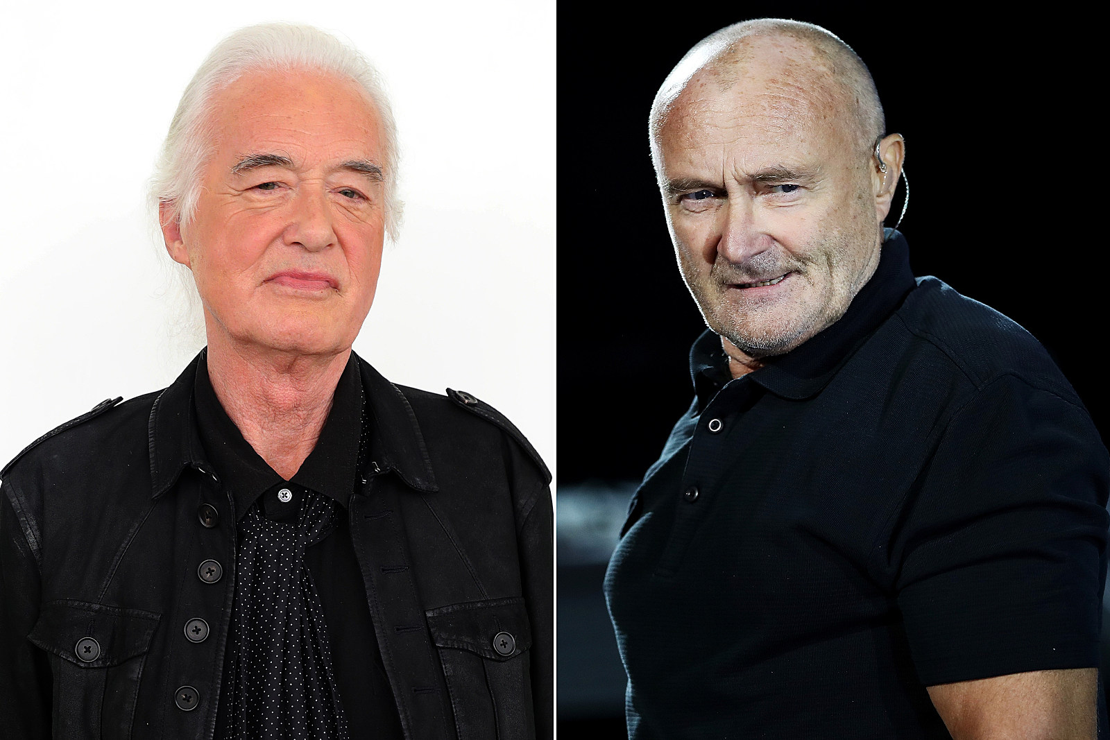 Jimmy Page Blasts Phil Collins' Playing in Led Zep Live Aid Show