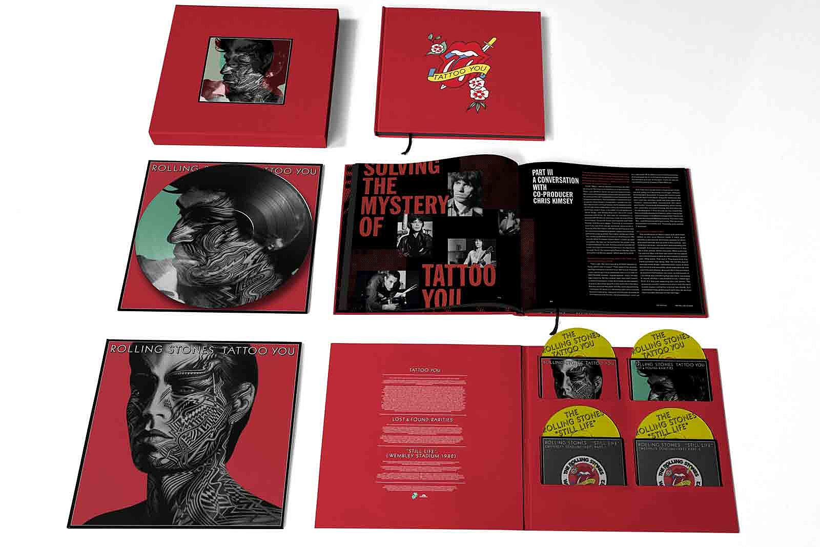 Rolling Stones, 'Tattoo You (40th Anniversary Edition)': Review