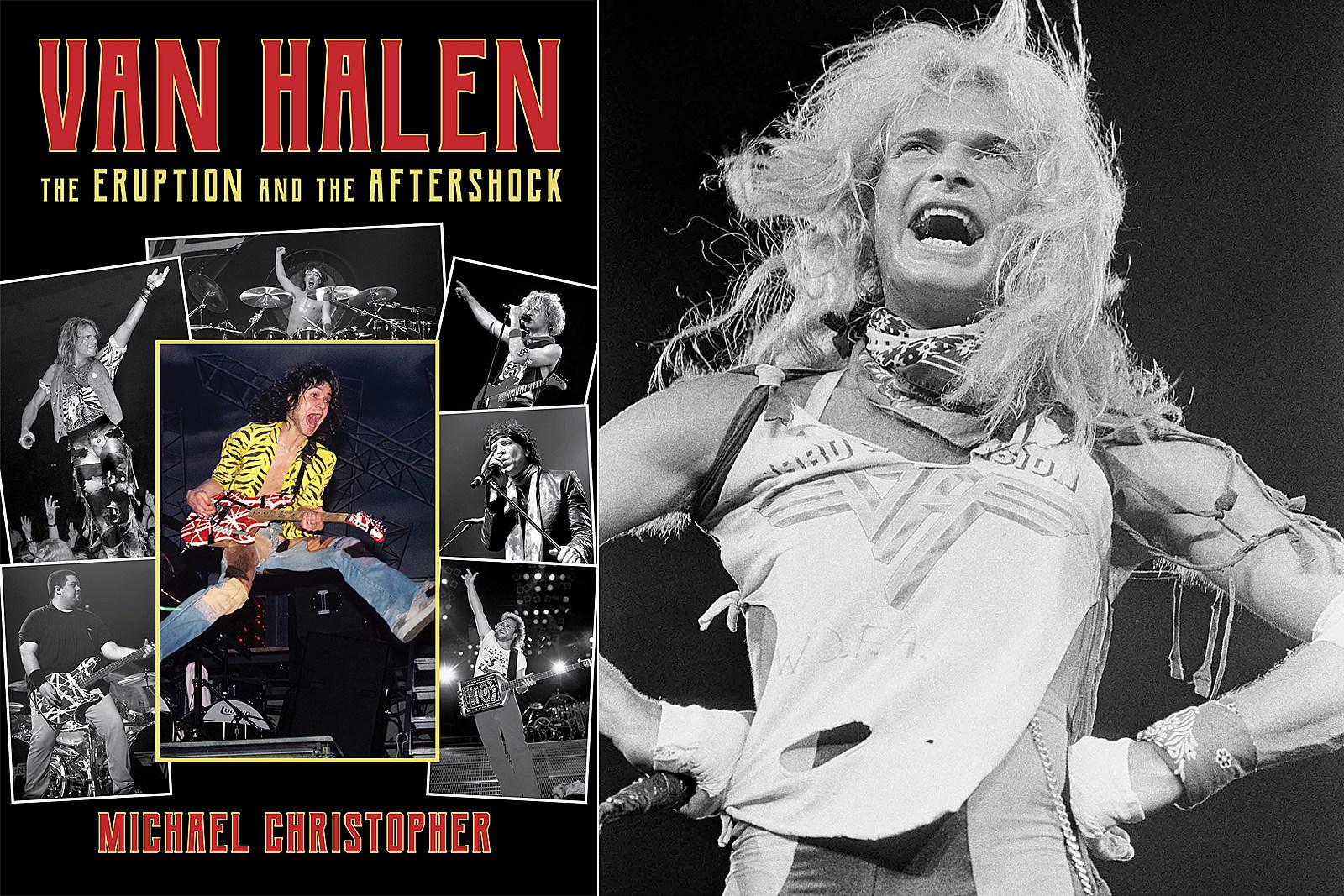 When David Lee Roth Was Arrested on 1980 Van Halen Tour: Excerpt