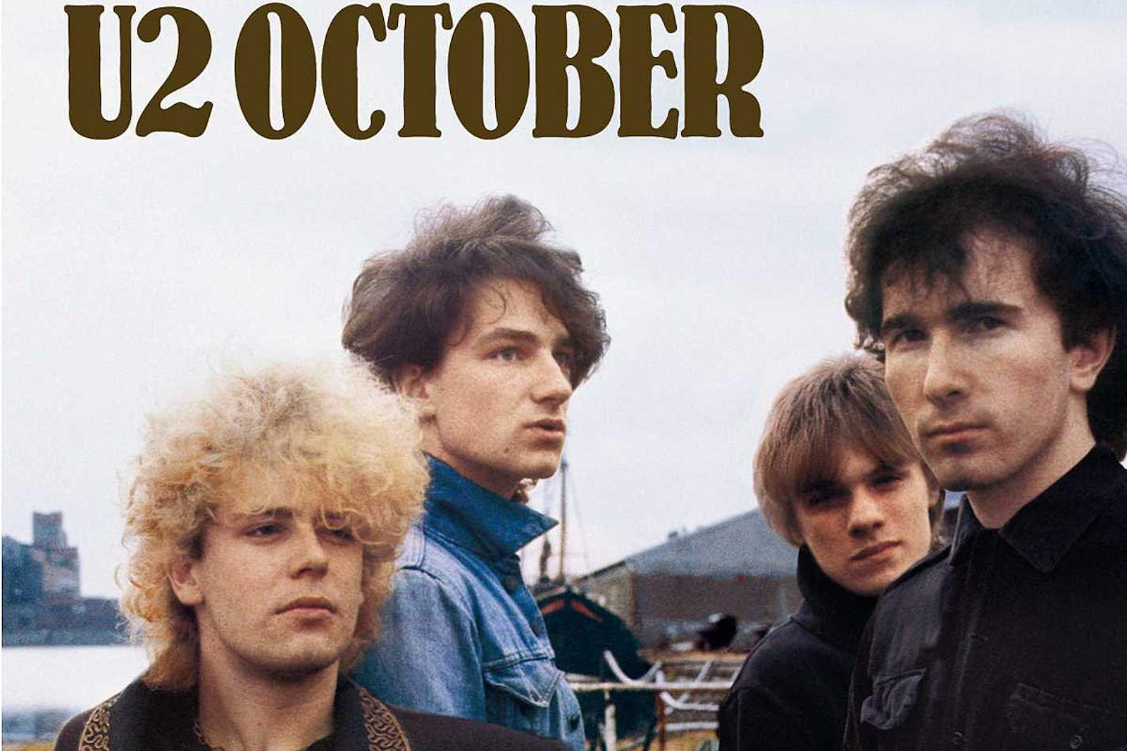 40 Years Ago: U2 Avoid Break Up and Release 'October'