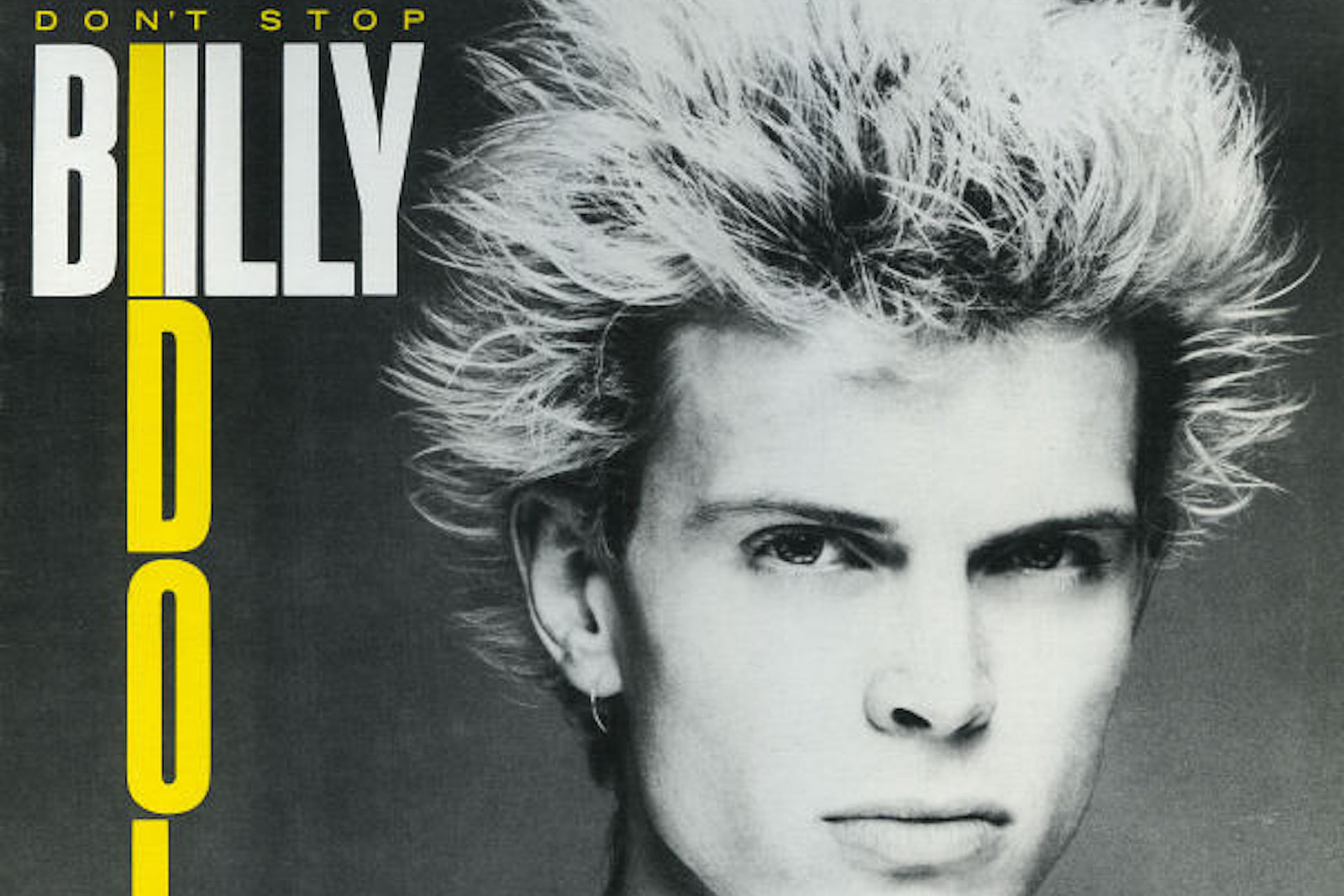 How Billy Idol Set Up His Solo Career With Debut EP 'Don't Stop'