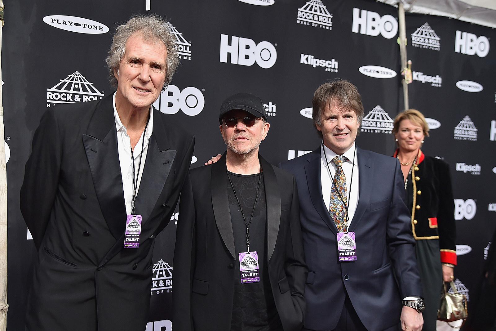 John Illsley Says Dire Straits' 2018 Rock Hall Induction Was Odd
