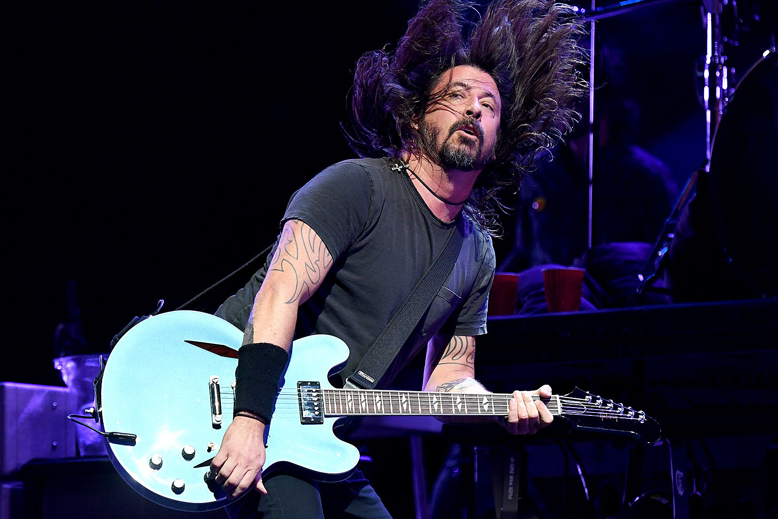 Dave Grohl's 'Ethical Crisis' Over Stadium Rock