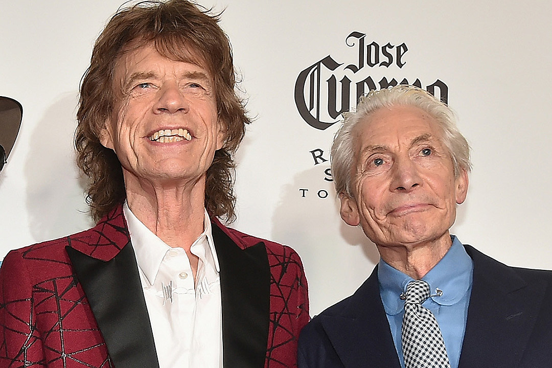 Stones Studio Sessions Will be 'Difficult' Without Charlie Watts