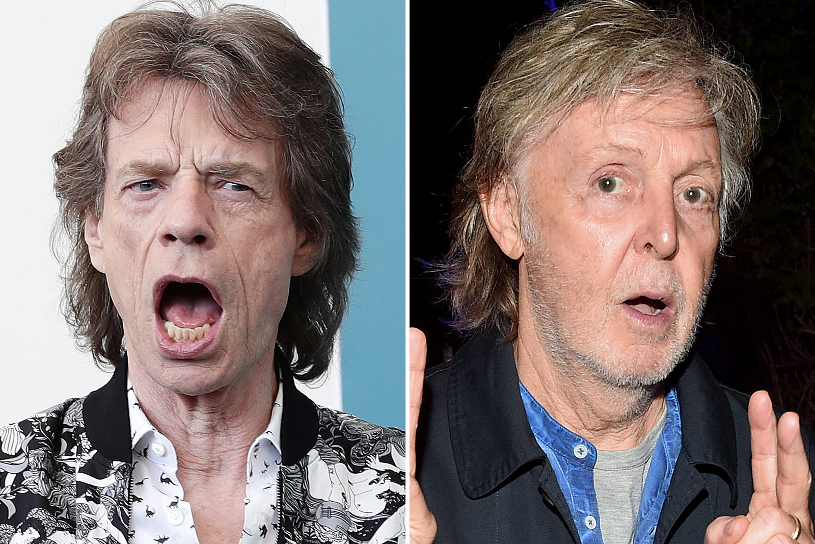 Watch Mick Jagger Respond to Paul McCartney's 'Cover Band' Remark