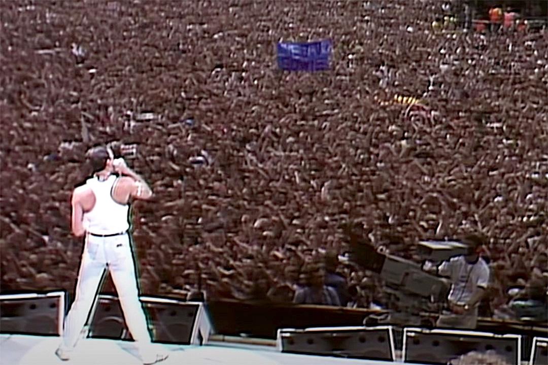 Brian May Says Queen Had 'Unfair Advantage' at Live Aid