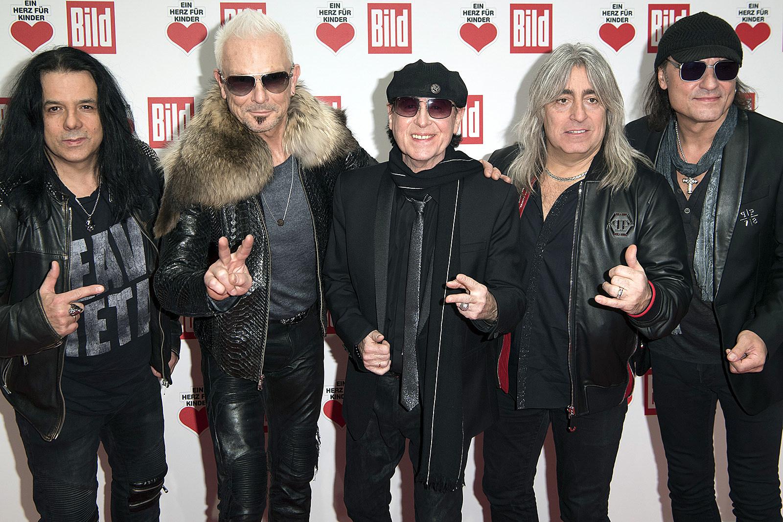 Scorpions Announce New Album 'Rock Believer'