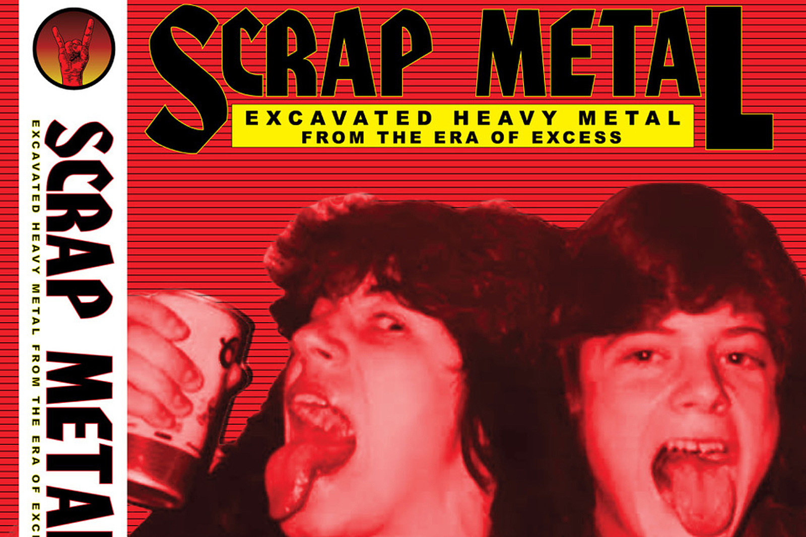 Listen to '69 in a 55' From 'Scrap Metal' Compilation: Premiere
