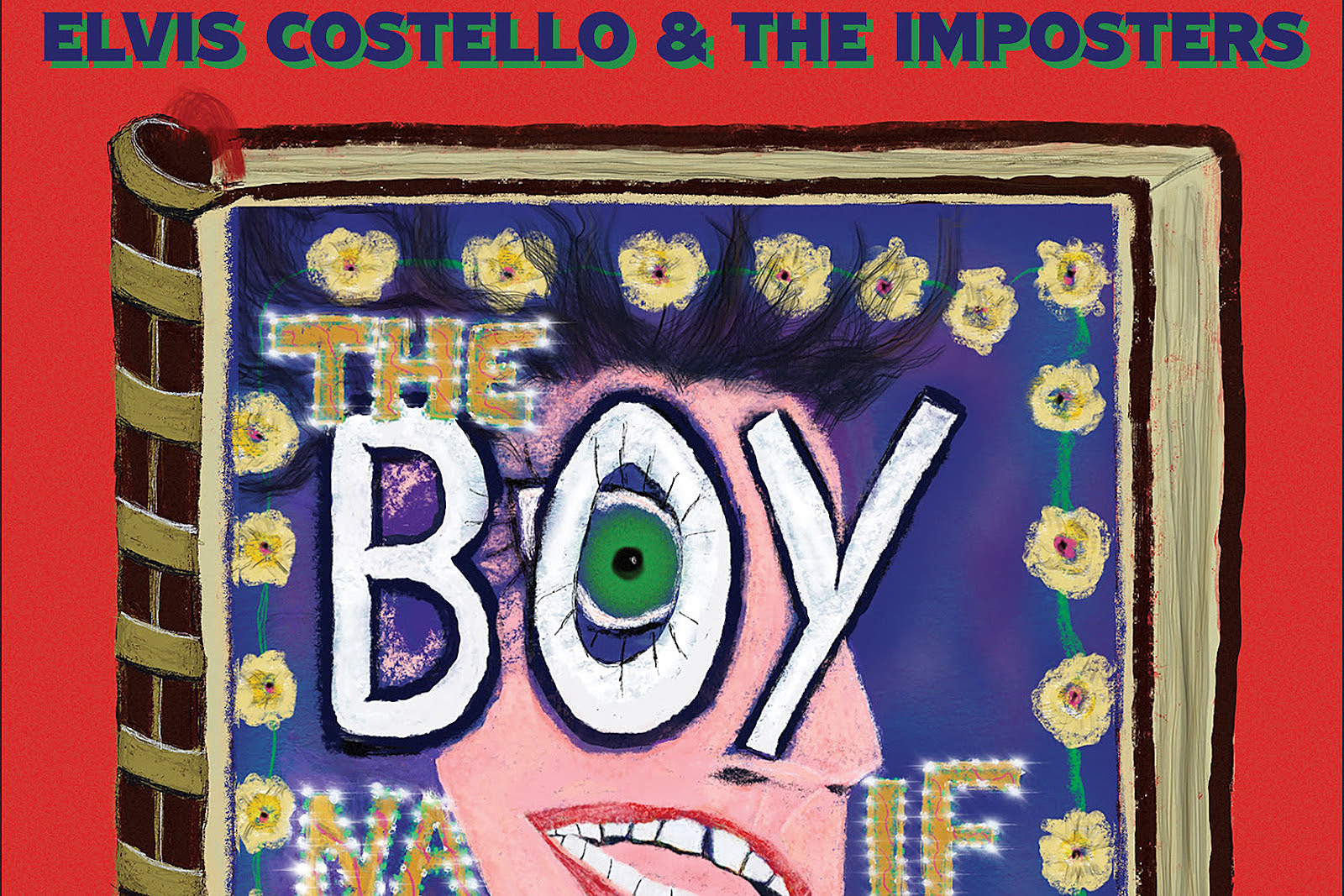 Elvis Costello Announces New Album, 'The Boy Named If'