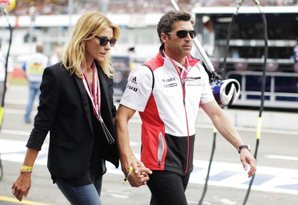 Patrick Dempsey And Wife Jillian Fink Divorce After 15 Years Of Marriage