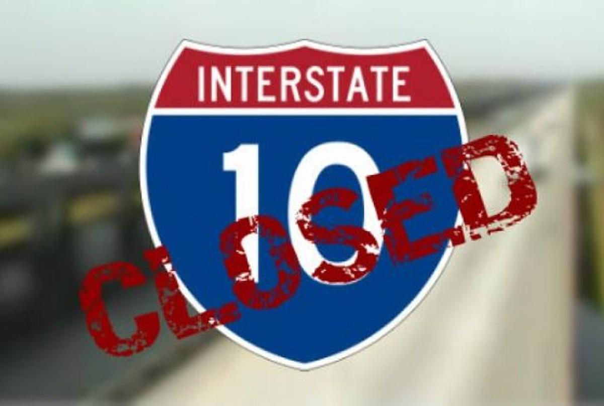 I-10 NOW OPEN After Crash Near Breaux Bridge (UPDATED)