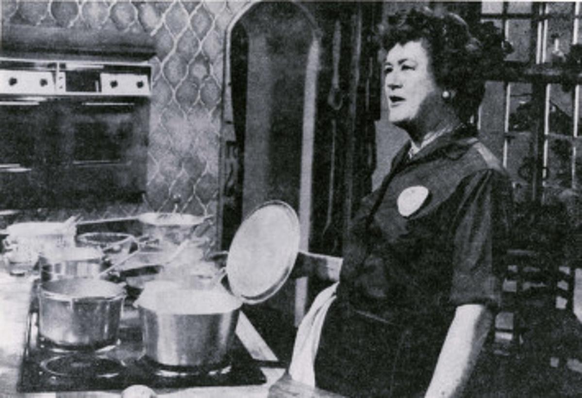 Julia Child's Recipe For Potato Salad