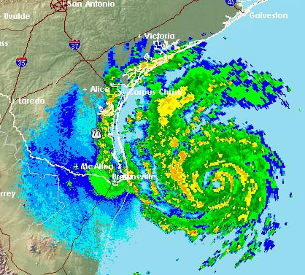 Hurricane Harvey Weather Map Tracking Hurricane Harvey On Radar