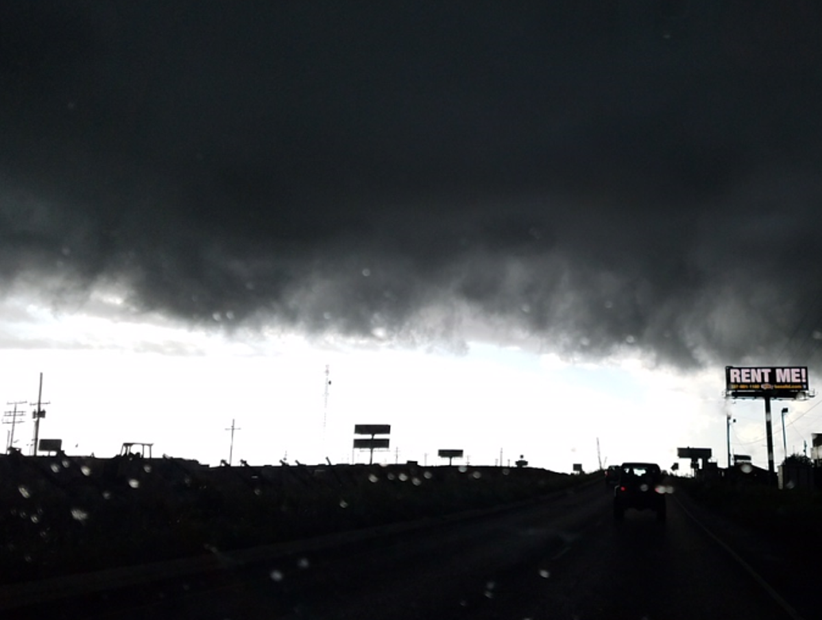Timing The Arrival Of Sunday S Storms In Acadiana