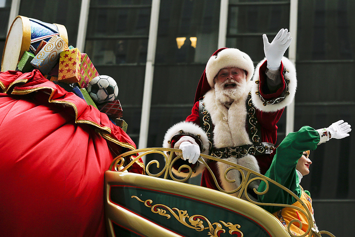 Want to Call Santa Claus? We've Got His Phone Number