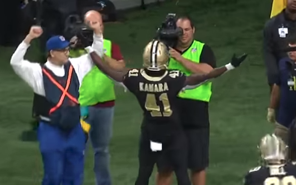new products 921fa db278 Alvin Kamara Saints Jersey Is Now A Hot Seller